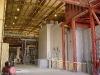 Turbine assy in super accoustical encl